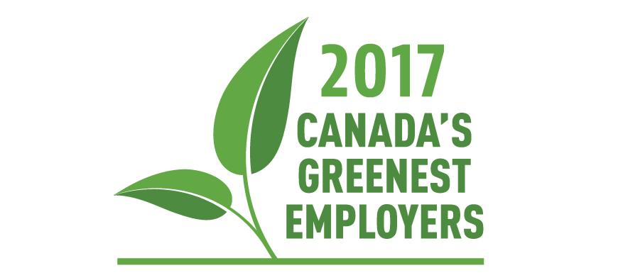 2017 Green Employer Logo