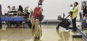 Performers at DC's Aboriginal Awareness Day