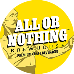 All or Nothing Brewhouse logo