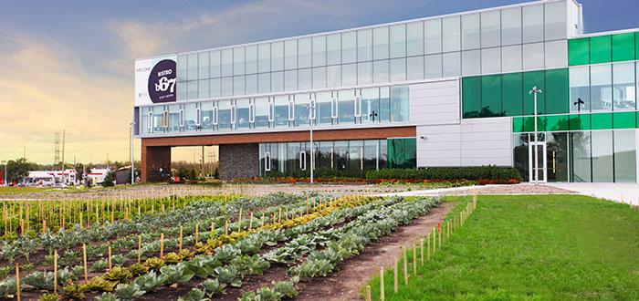DCs Centre For Food Wins Prestigious Design Award