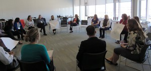 Group meeting at Durham College Centre for Food