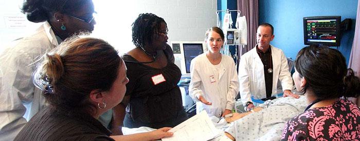 Critical Care Nursing (e-learning) (graduate certificate)