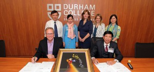 Durham College partners with Hau Giang Community College