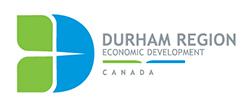 Durham Region Economic Development logo
