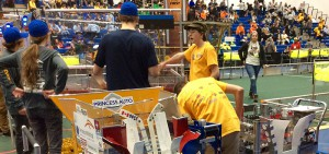 First Robotics Competition 2017