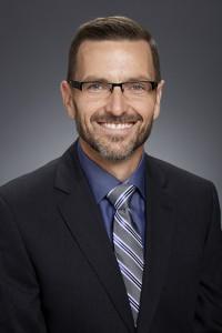 Portrait of BOG Kevin Griffin.