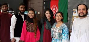 week's Mother Language Festival participants