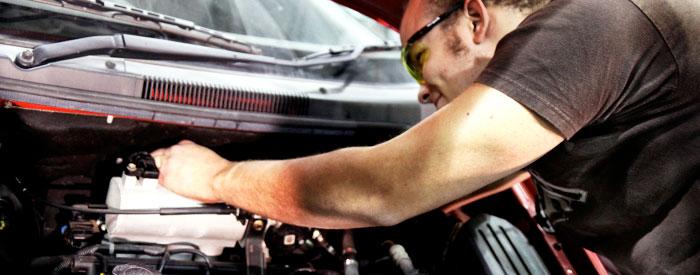 Motive Power Technician – Service and Management