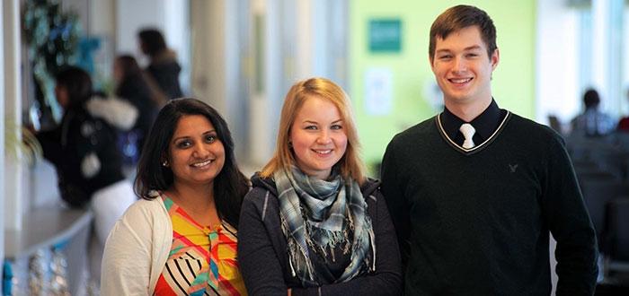 Durham College International Students