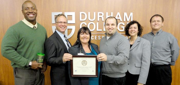 DC receives STARS sustainability award