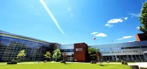 Durham College's Oshawa campus
