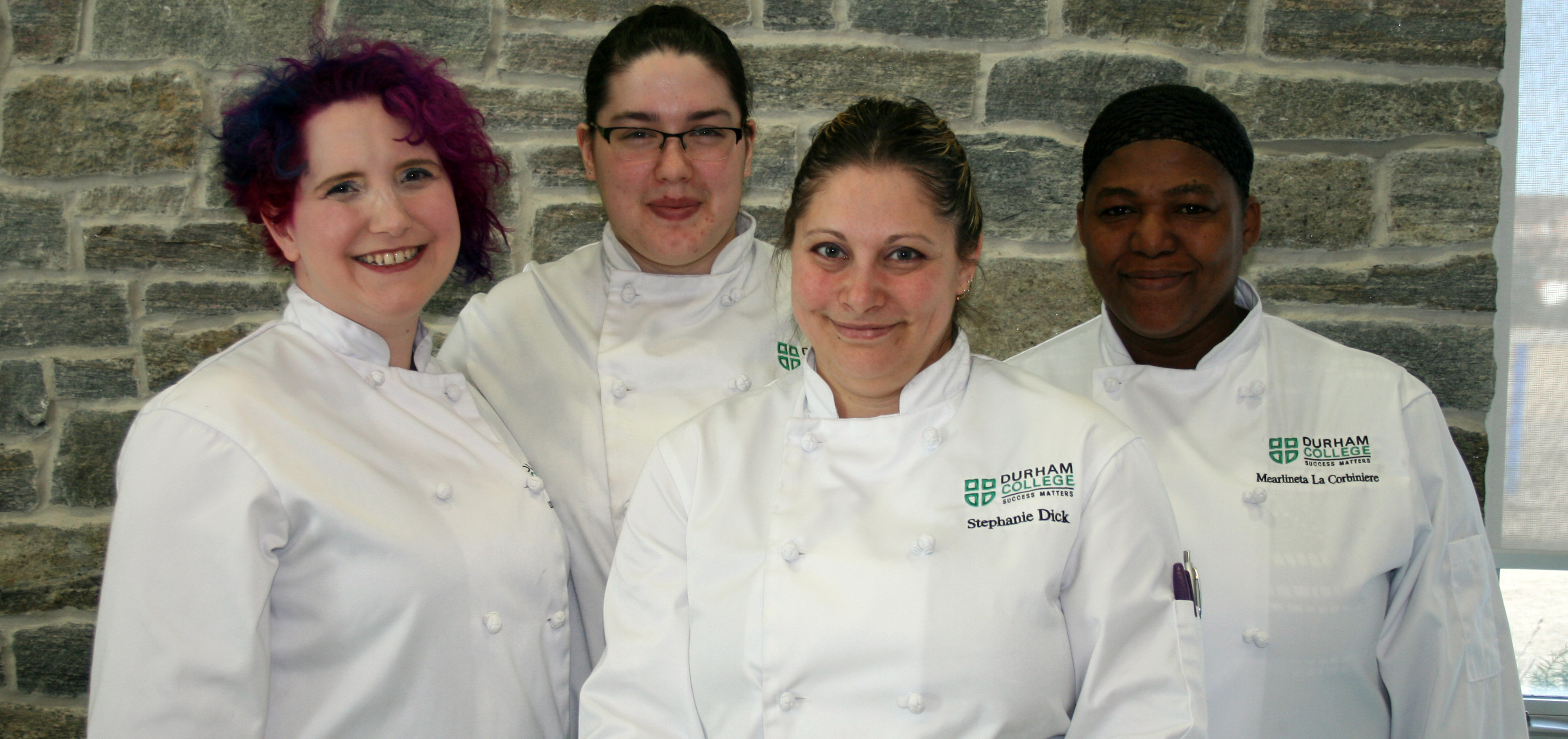 CFF students Popup Bake Shop