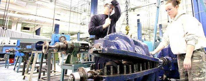 Power Engineering Technician