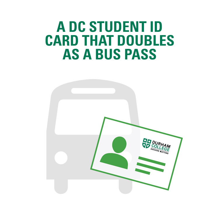 A DC student ID card doubles as a bus pass