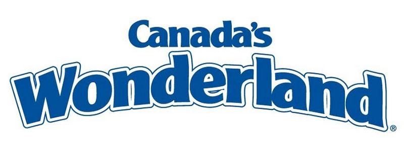 Logo for Canada's Wonderland.