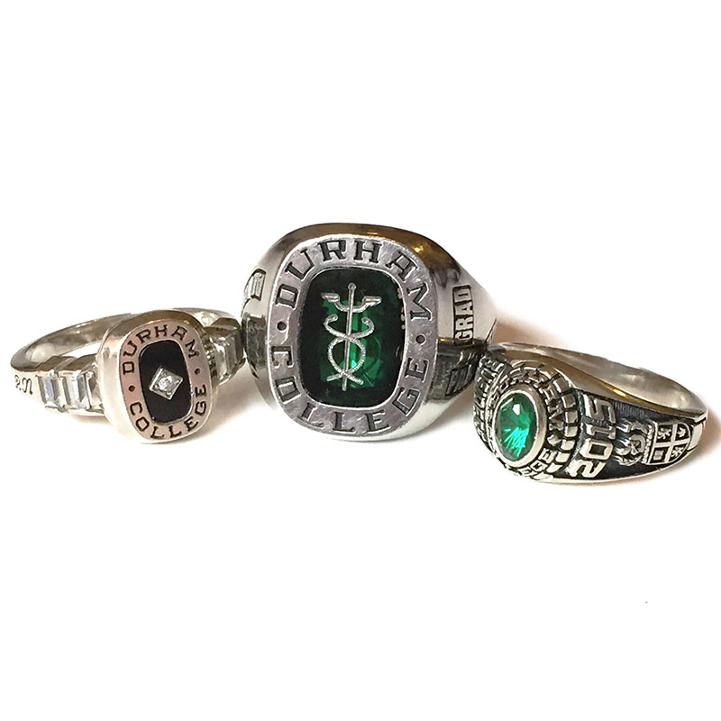 Durham College Jostens Ring