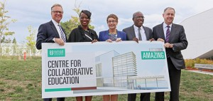 Durham College receives $13 million in federal funding for Centre for Collaborative Education
