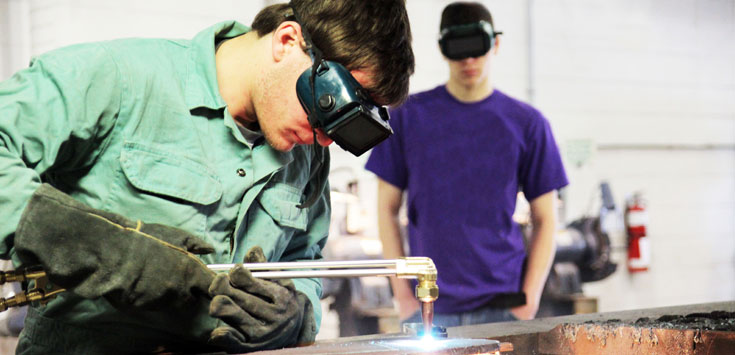 Skilled Trades - Continuing Education