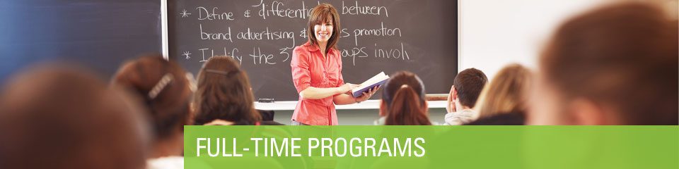 Full-time programs at Durham College