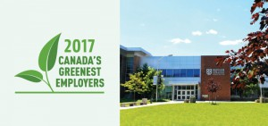 DC named one of Canada's greenest employers