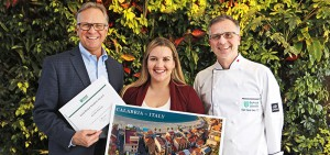 Durham College culinary student, Kristin Atwood awarded Gold Medal Award