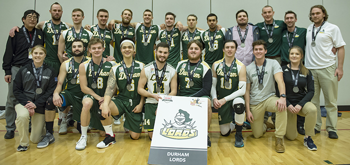 DC Lords take silver in both men and women's volleyball OCAA Championship Tournaments