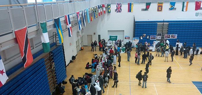 Dc showcases diversity on international mother language day durham college oshawa ontario - Durham college international office ...