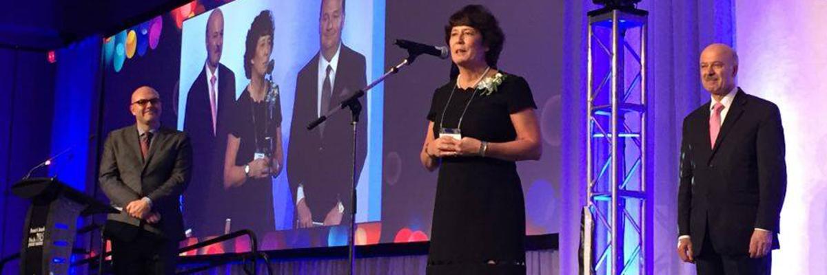 Premier's award winner