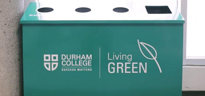Living Green bin