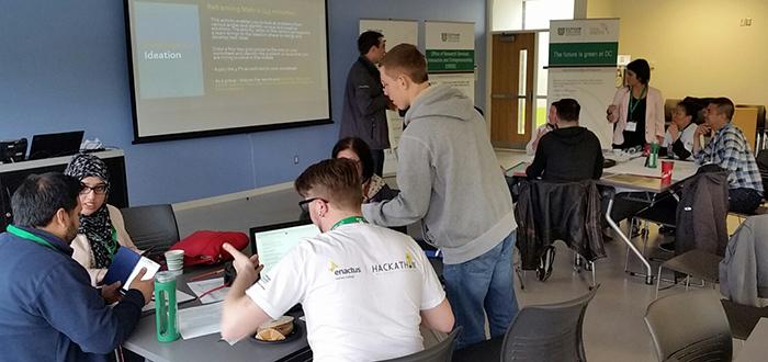 DC Hackathon student teams